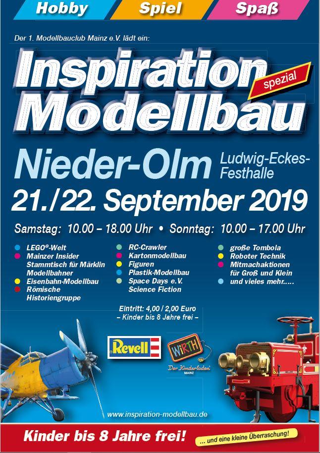 Bildergebnis für inspiration modellbau mainz 2019